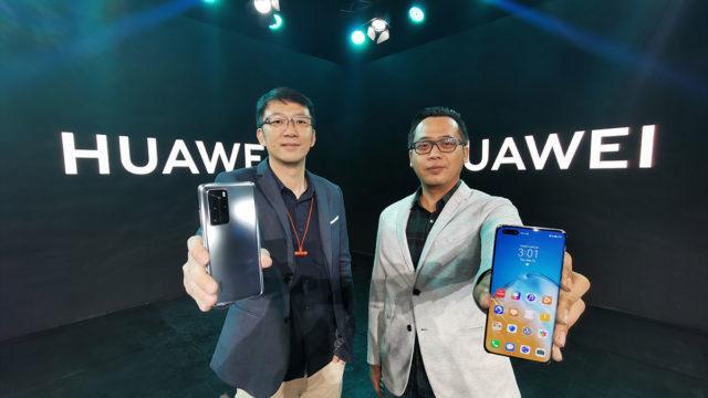 Huawei P40 Pro Resmi Hadir di Indonesia