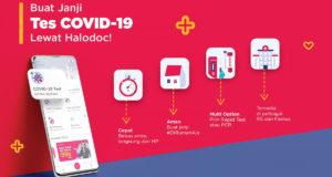 Bikin JAnji Rapid Test & Tes PCR COVID-19 Halodoc