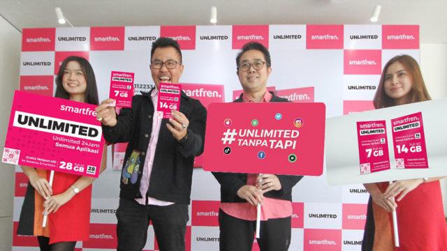 Paket Unlimited Smartfren Mulai Rp20 Ribu