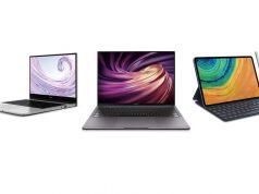 MateBook X Pro, MateBook D 14, dan MatePad Pro
