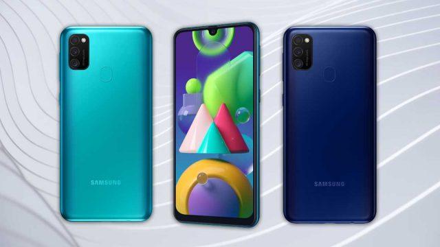 Spesifikasi, Fitur, dan Harga Samsung Galaxy M21