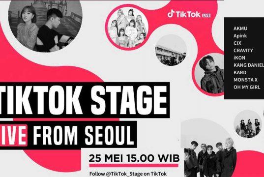 TikTok Konser K-POP Live