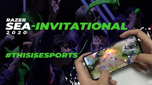 Razer Southeast Asian-Invitational 2020