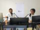 Ricky Putra - COO Gredu (kiri) dan Mohammad Fachri CTO Gredu