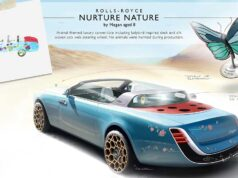 Kompetisi desainer muda Rolls-Royce