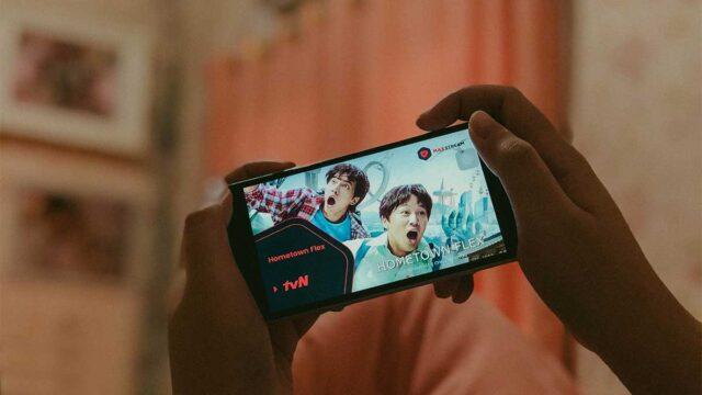 MAXstream gandneg tvN dan tvN movies