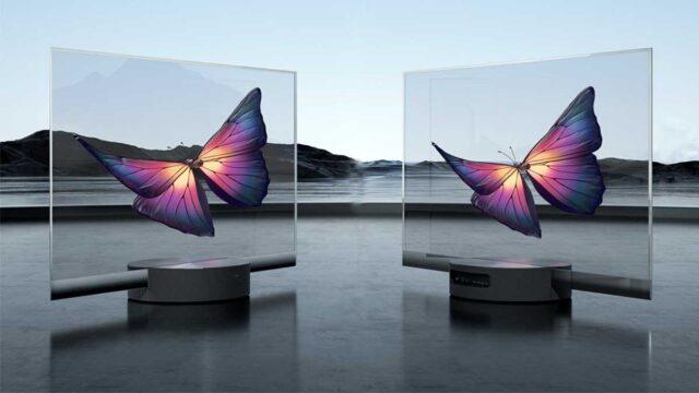 Mi TV OLED LUX Transparent Edition