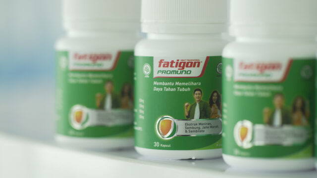 FAtigon Promuno dengan Herbal Asli Indonesia
