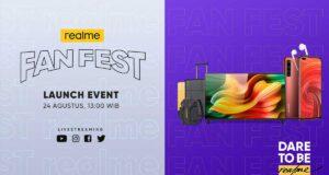 realme Bersiap Hadirkan realme X50 Pro 5G dan Smart TV