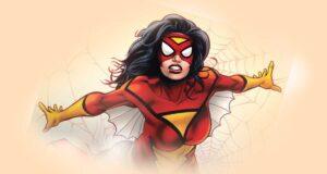 Karakter Spider-Women dalam komik Marvel