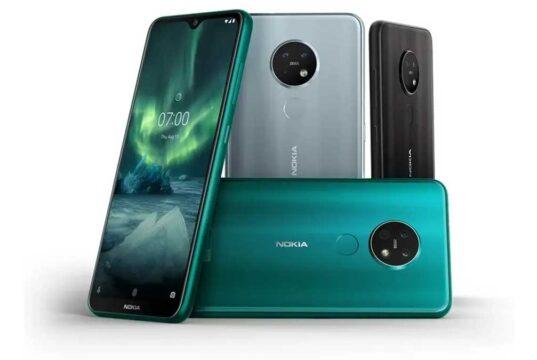 Nokia 7.2 yang meluncur tahun lalu kemungkinan akan digantikan Nokia 7.3
